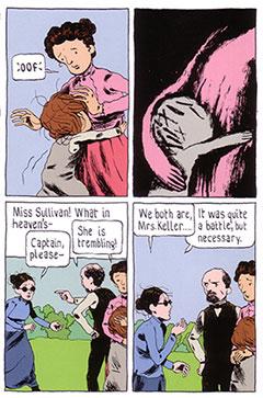Annie Sullivan's pages