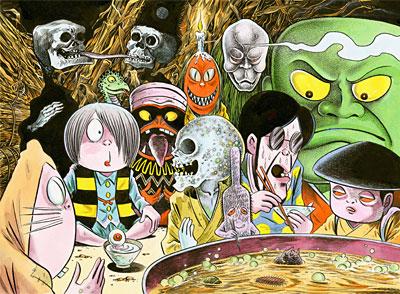 Kitaro Halloween