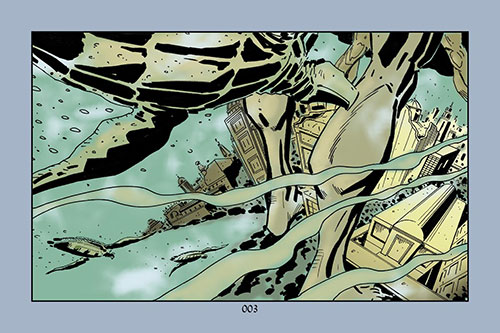 Some New Kind of Slaughter interior page