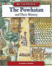 powhatan-their-history-natalie-m-rosinsky-hardcover-cover-art