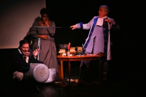 The Basset Table - Persistent Theatre Productions
