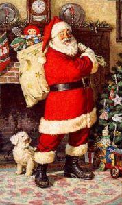 b49d978ca1e231df6fe97cd7757a7770--christmas-puppy-santa-christmas
