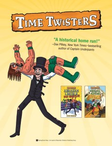 Time Twisters 1