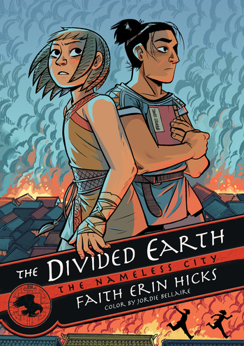 Divided earth 3